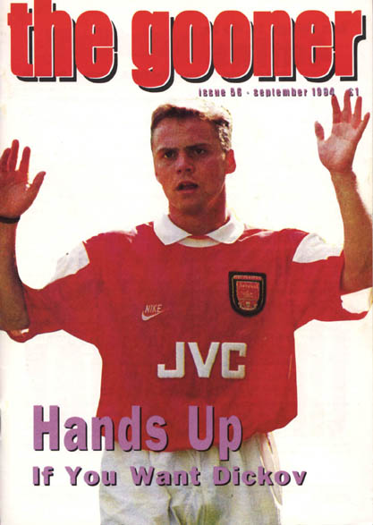 The Gooner - Issue 056