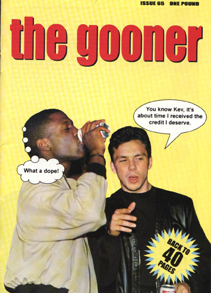 The Gooner - Issue 065