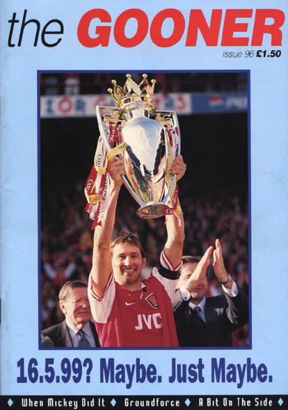 The Gooner - Issue 096