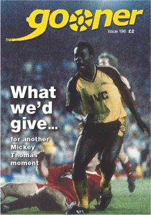 The Gooner - Issue 196
