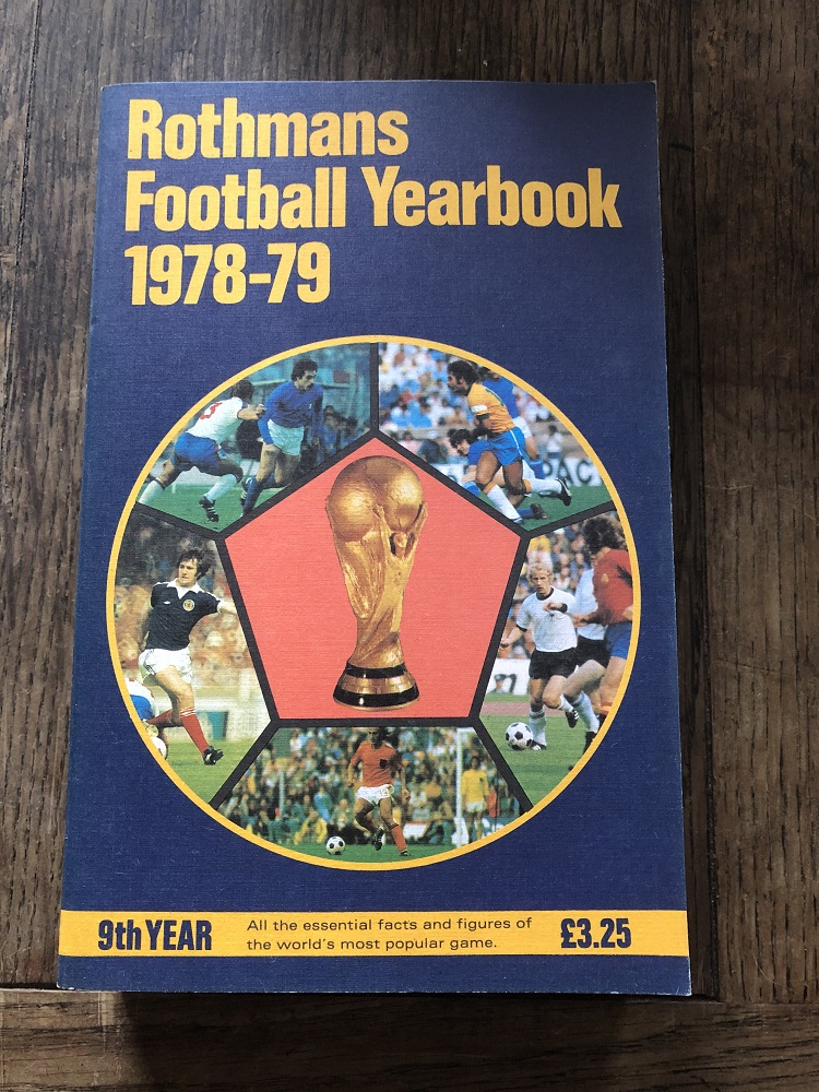 Rothmans Football Yearbook 1978/79