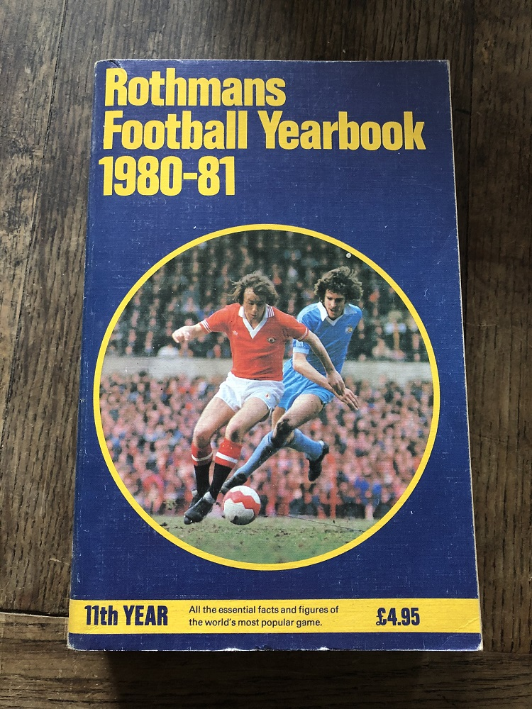 Rothmans Football Yearbook 1980/81