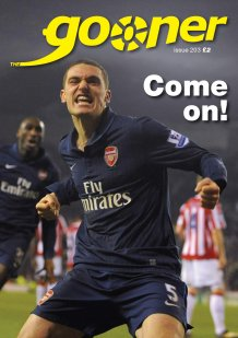 The Gooner - Issue 203