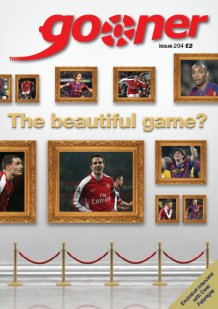 The Gooner - Issue 204