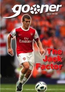 The Gooner - Issue 208