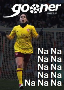 The Gooner - Issue 210