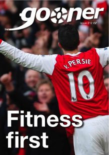The Gooner - Issue 212