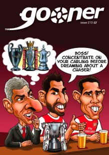 The Gooner - Issue 213
