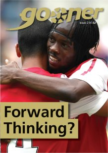 The Gooner - Issue 216