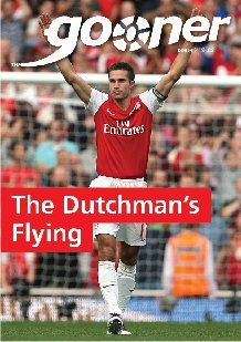 The Gooner - Issue 219