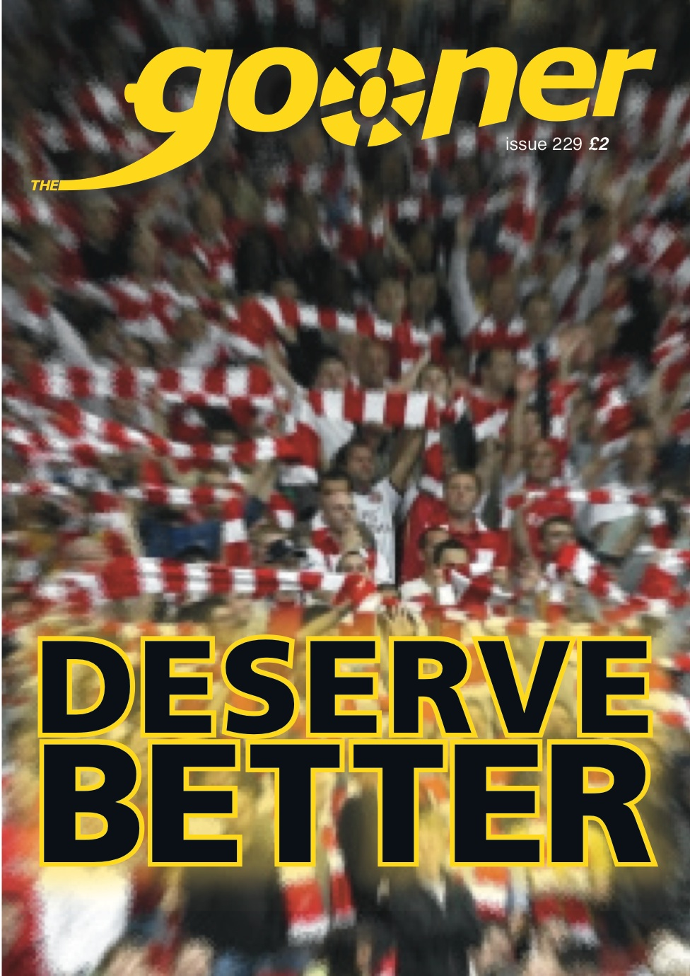 The Gooner - Issue 229