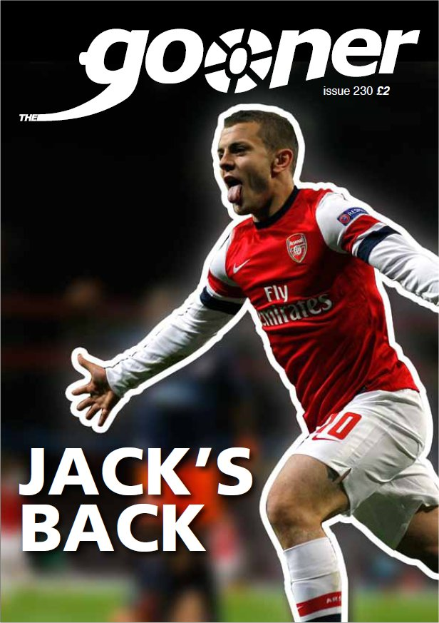 The Gooner - Issue 230