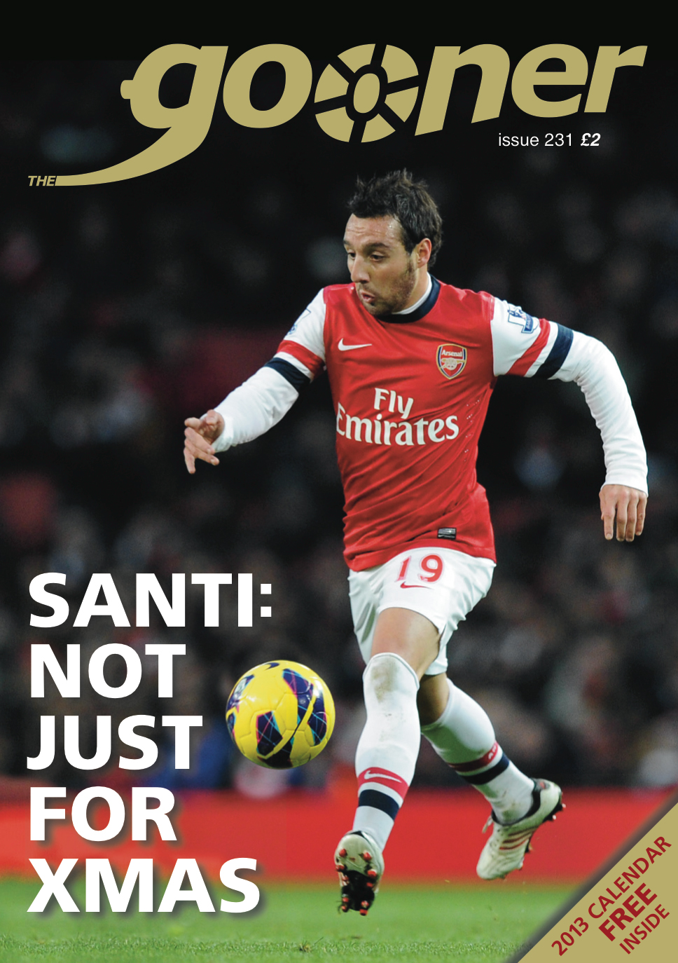 The Gooner - Issue 231