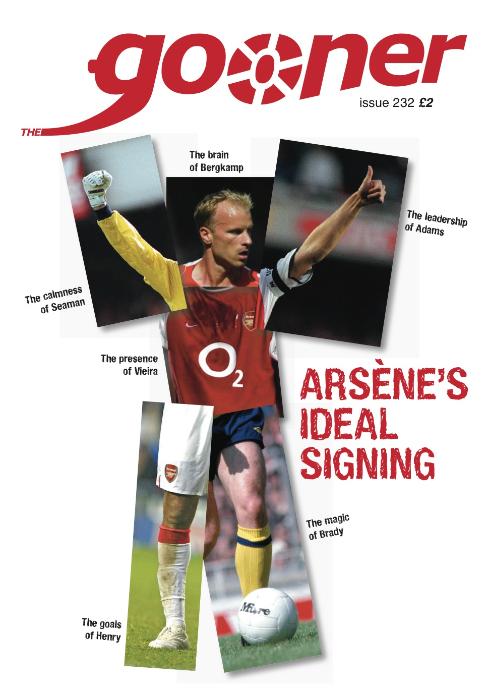 The Gooner - Issue 232