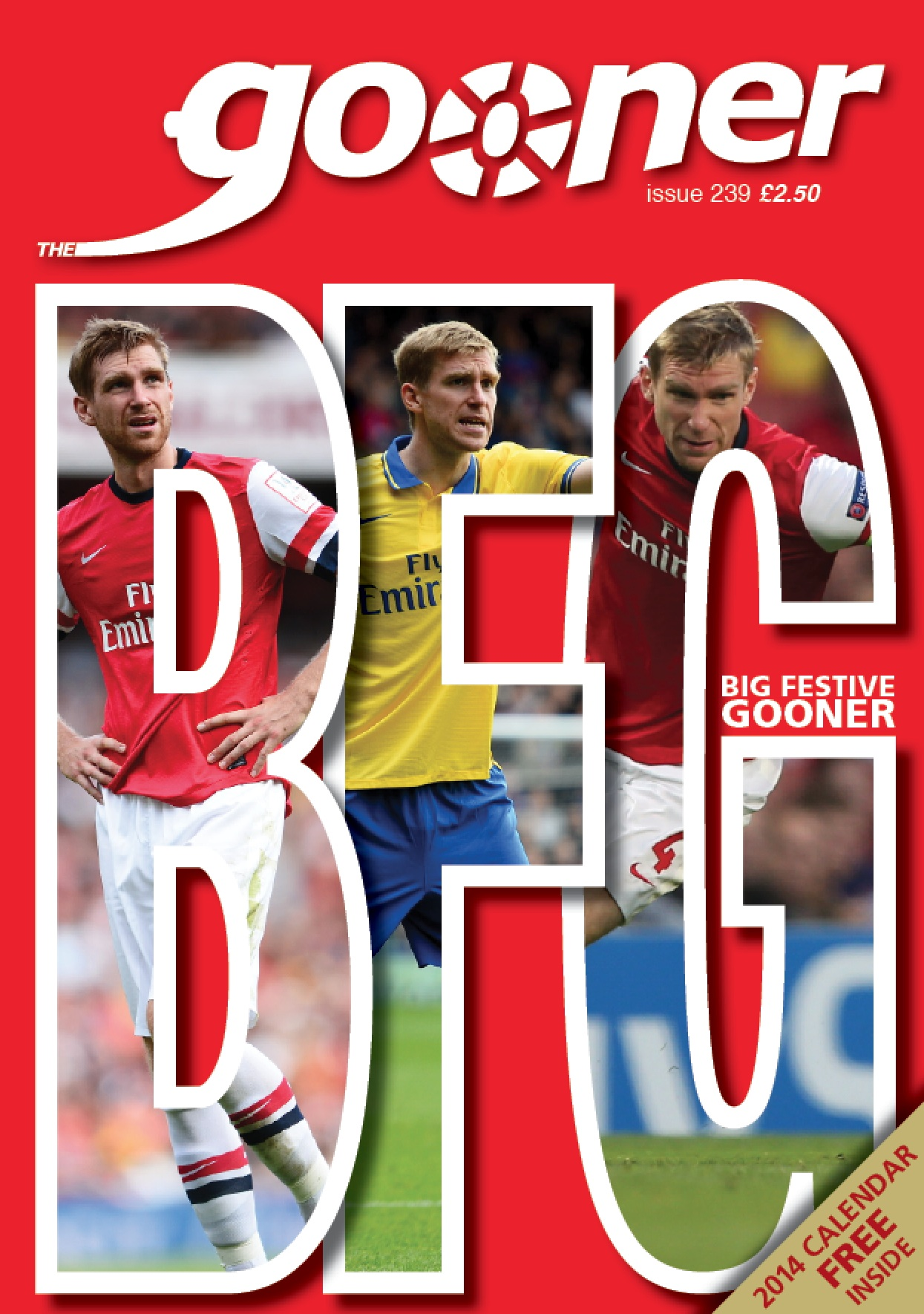 The Gooner - Issue 239
