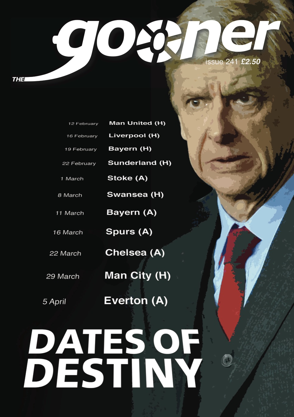 The Gooner - Issue 241