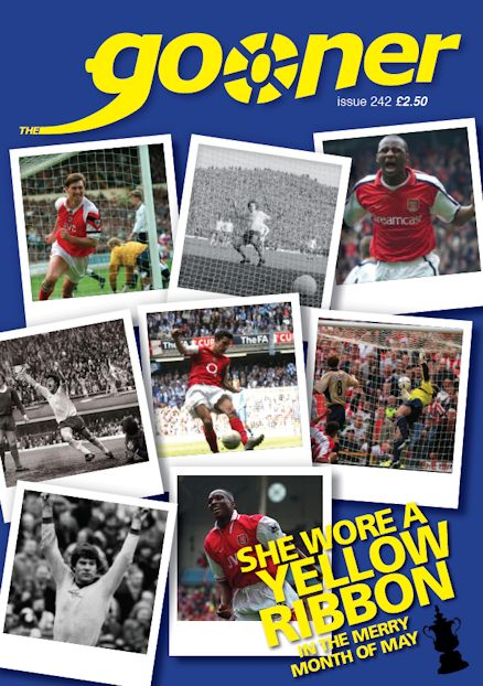 The Gooner - Issue 242