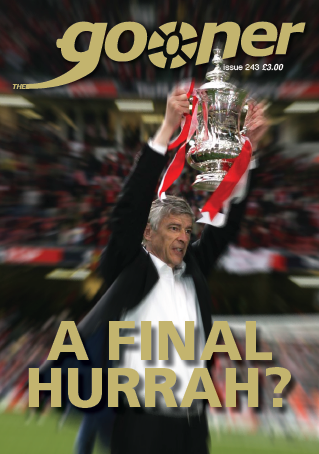 The Gooner - Issue 243