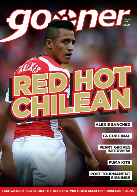 The Gooner - Issue 244