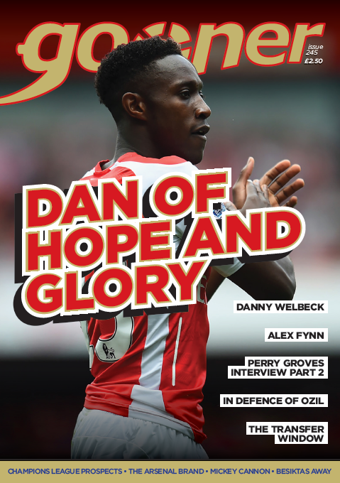 The Gooner - Issue 245