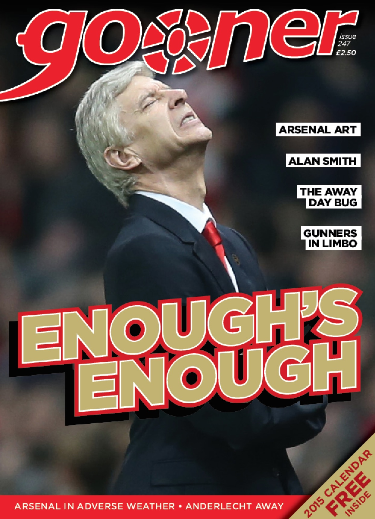 The Gooner - Issue 247