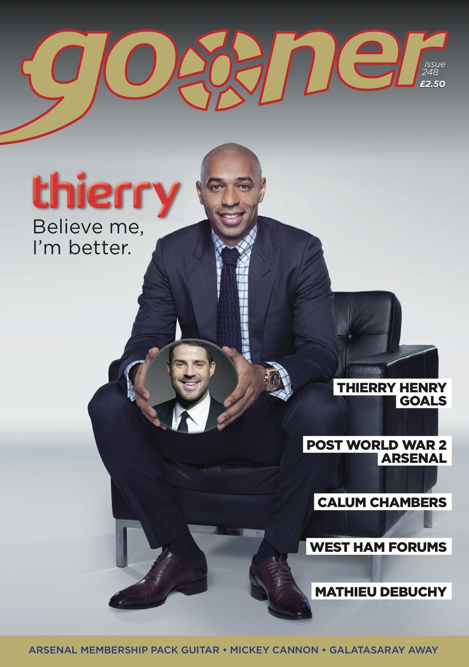 The Gooner - Issue 248