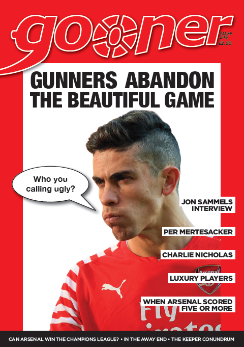 The Gooner - Issue 249