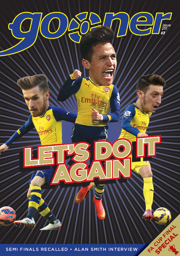 The Gooner - Issue 251