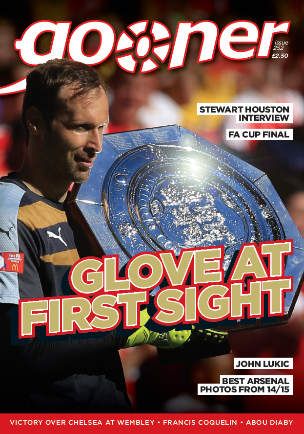 The Gooner - Issue 252