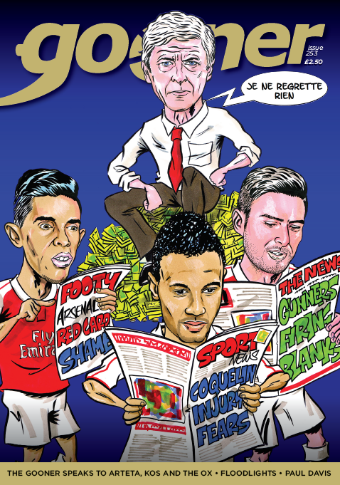The Gooner - Issue 253
