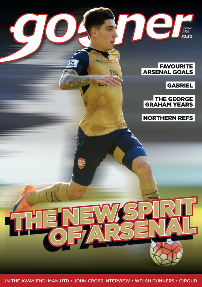 The Gooner - Issue 254