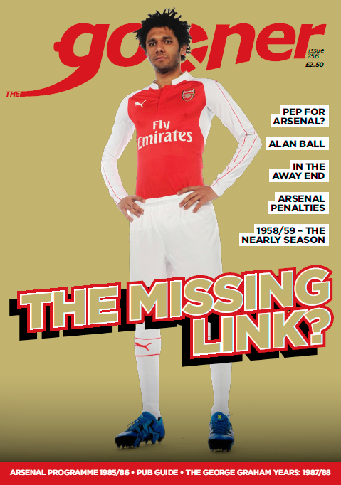 The Gooner - Issue 256