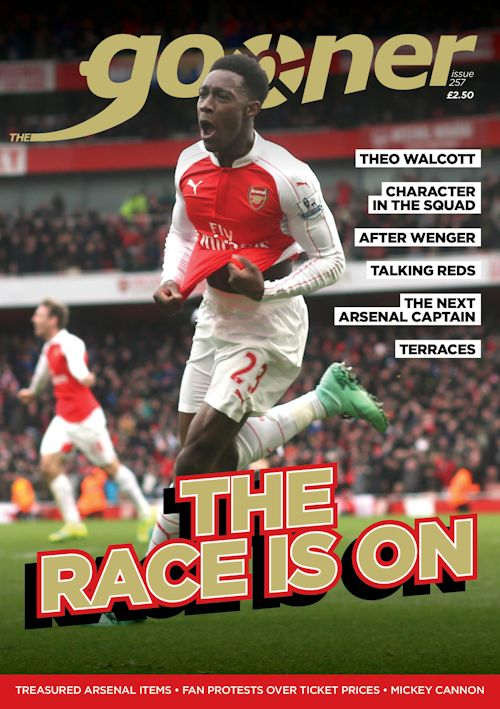 The Gooner - Issue 257