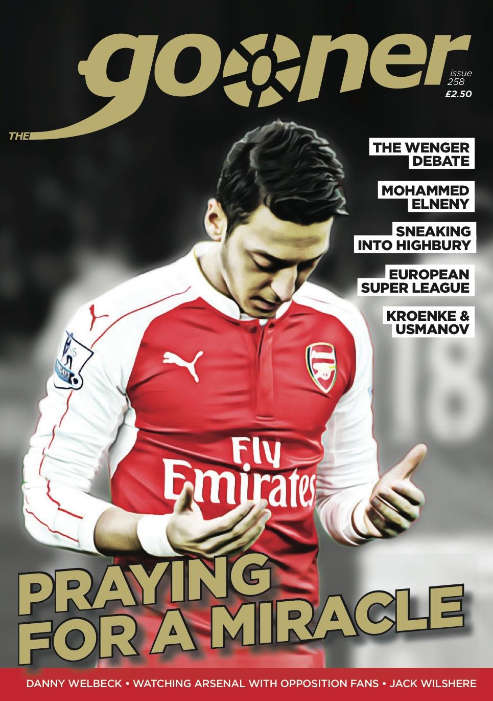 The Gooner - Issue 258