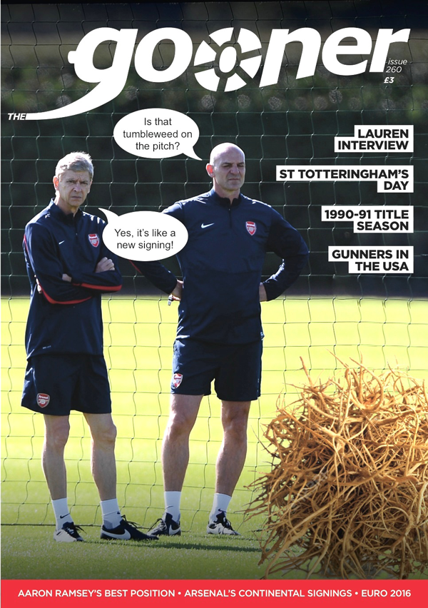 The Gooner - Issue 260