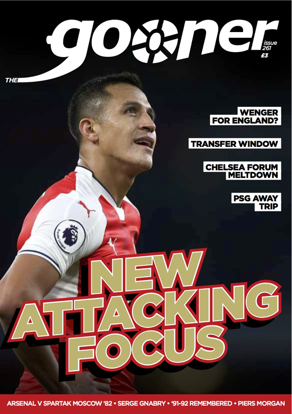 The Gooner - Issue 261
