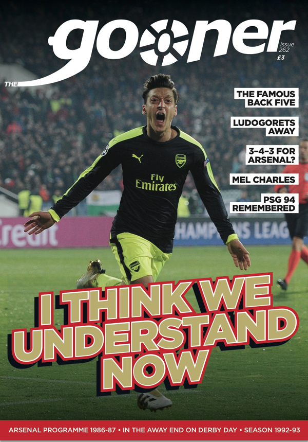 The Gooner - Issue 262