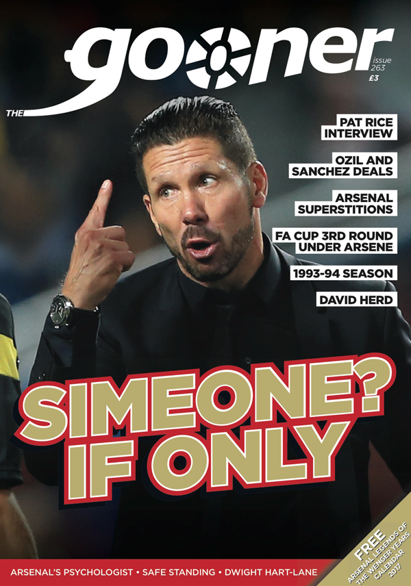 The Gooner - Issue 263