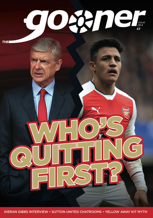The Gooner - Issue 264