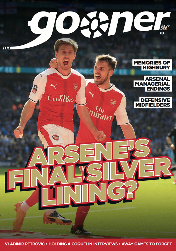 The Gooner - Issue 265