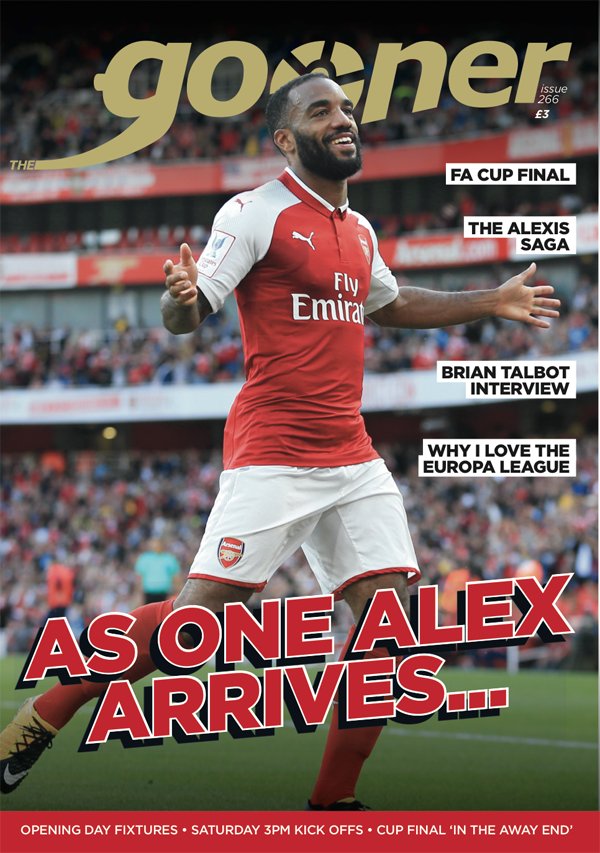 The Gooner - Issue 266