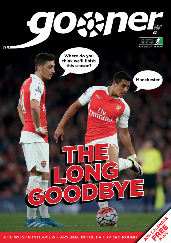 The Gooner - Issue 269