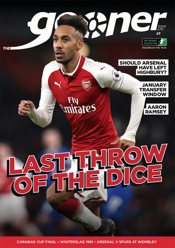 The Gooner - Issue 270