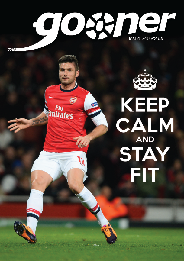 The Gooner - Issue 240