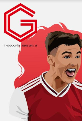 Gooner Issue 286 (UK FREE SHIPPING)