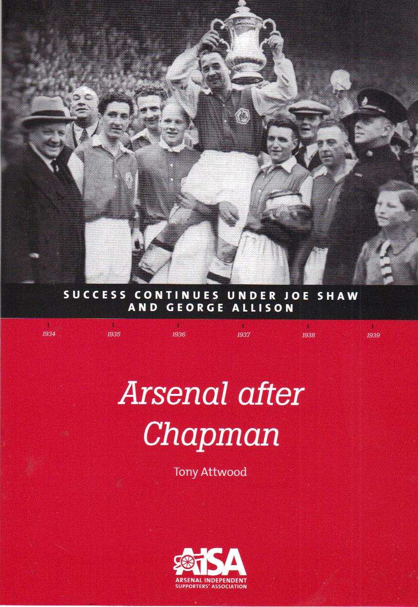 Arsenal after Chapman