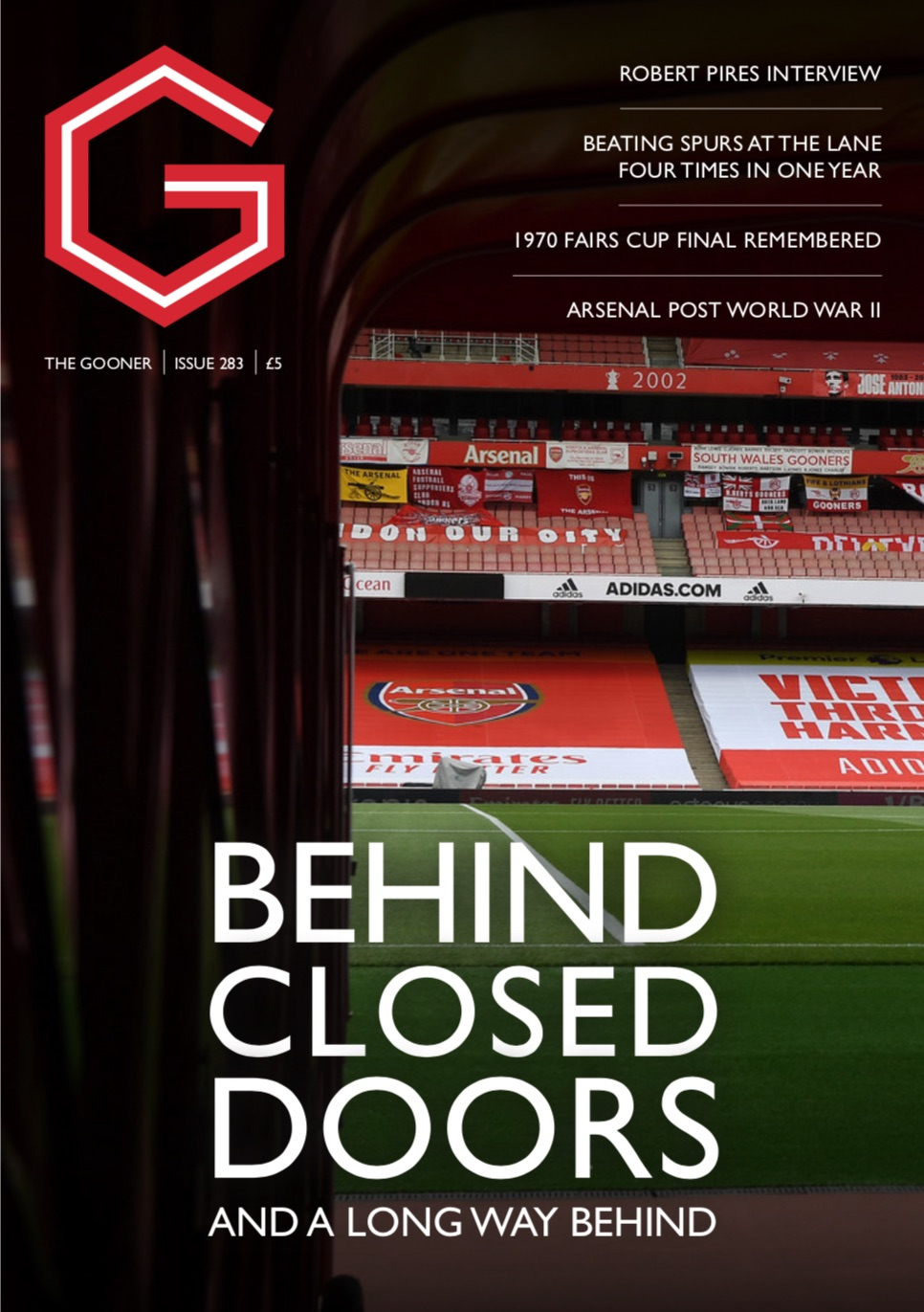Behind Closed Doors Edition - Gooner 283 (Overseas)