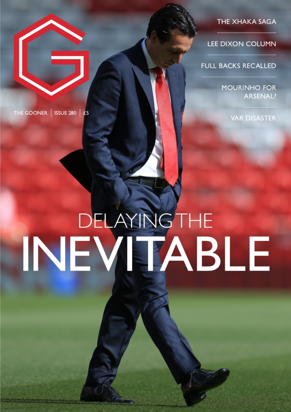 Current Edition – The Gooner Issue 280 (UK)