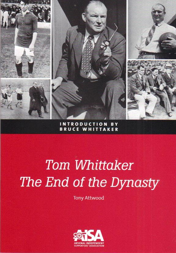 Tom Whittaker - The End of the Dynasty